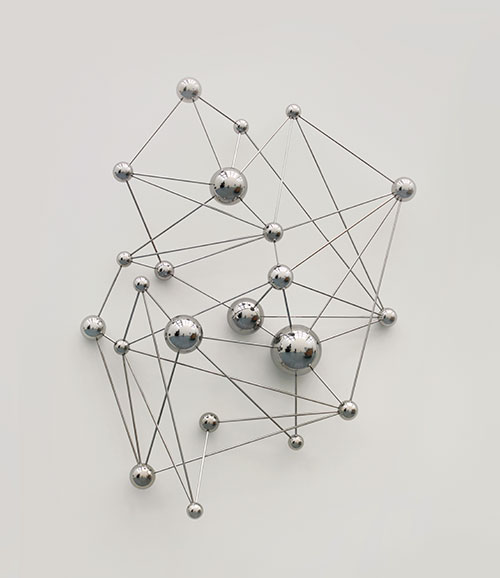 network sculpture